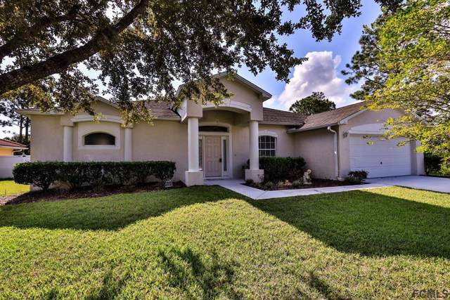22 Prescott Ln, Palm Coast, FL 32164 (MLS #253320) :: Noah Bailey Group