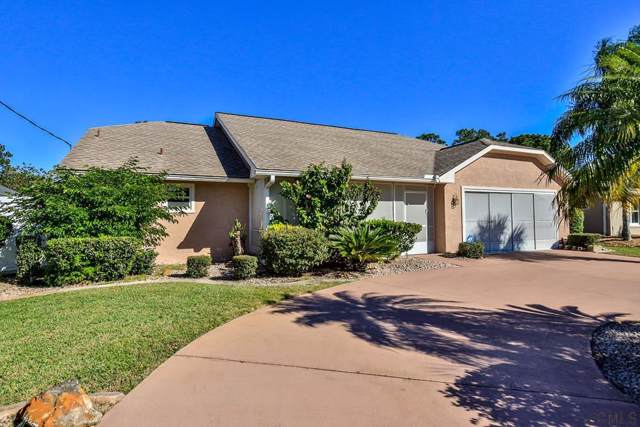 156 Beachway Dr, Palm Coast, FL 32137 (MLS #253332) :: Noah Bailey Group