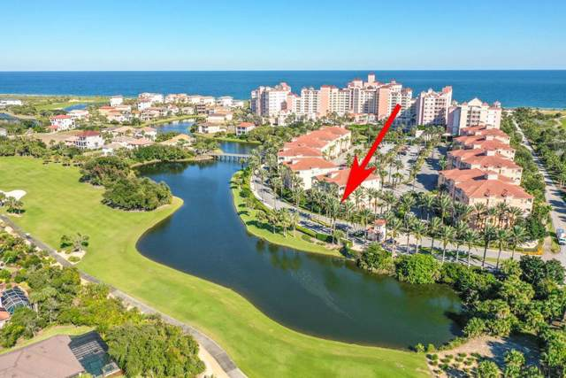 45 Ocean Crest Way #1011, Palm Coast, FL 32137 (MLS #253347) :: Noah Bailey Group