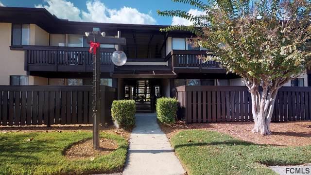 56 Club House Dr #107, Palm Coast, FL 32137 (MLS #253384) :: Noah Bailey Group