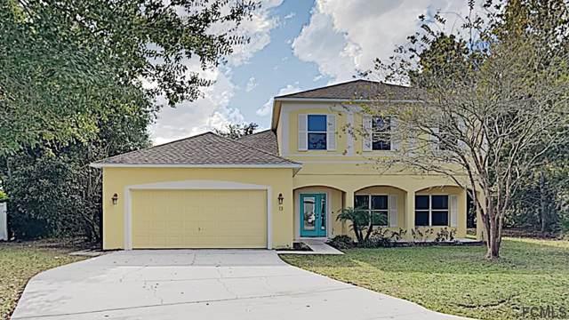 13 Birdseye Pl, Palm Coast, FL 32137 (MLS #253389) :: Noah Bailey Group