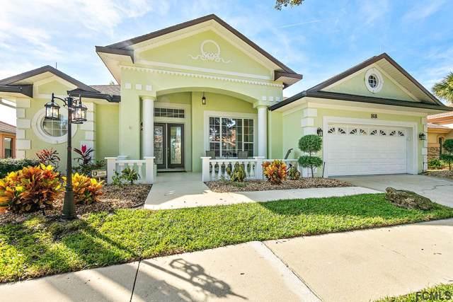 88 Lagare St, Palm Coast, FL 32137 (MLS #253408) :: Noah Bailey Group
