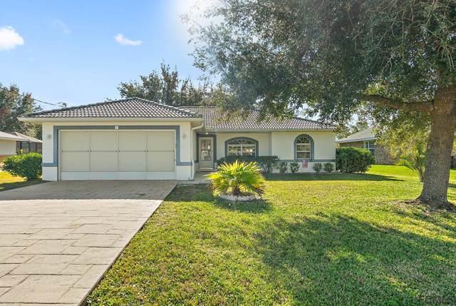 7 Ferber Lane, Palm Coast, FL 32137 (MLS #253410) :: Memory Hopkins Real Estate