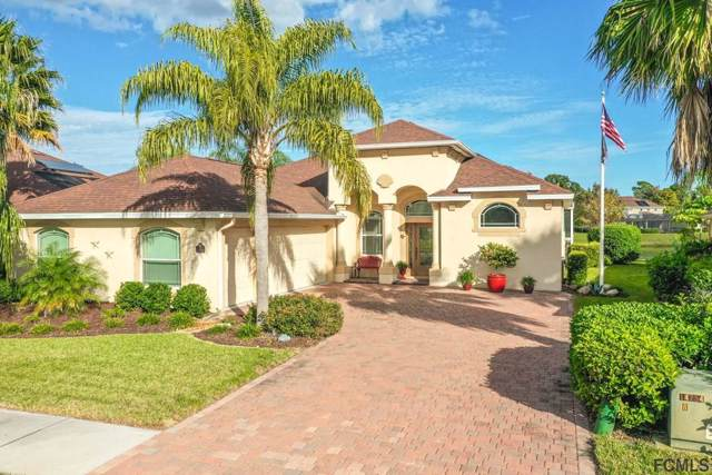 180 Arena Lake Dr, Palm Coast, FL 32137 (MLS #253419) :: Noah Bailey Group