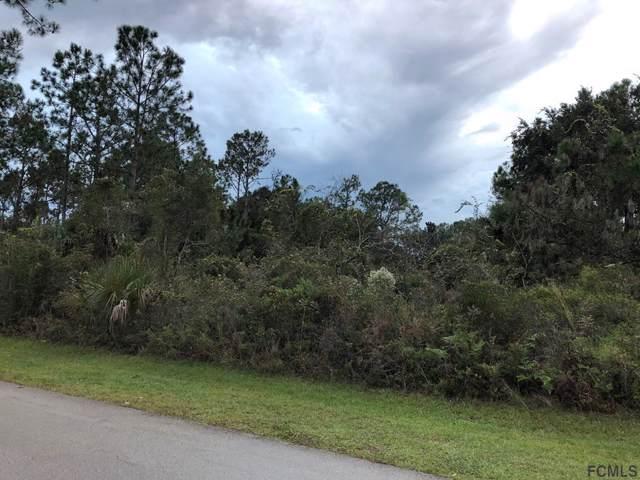 24 Pilgrim Drive, Palm Coast, FL 32164 (MLS #253422) :: Memory Hopkins Real Estate