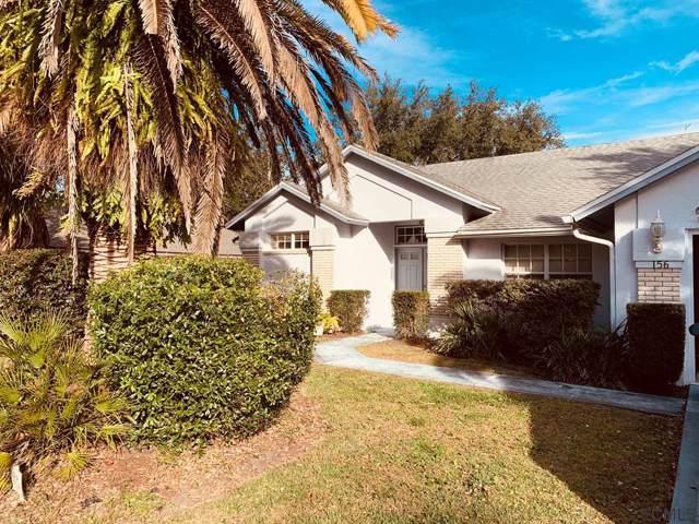 156 Westhampton Dr, Palm Coast, FL 32137 (MLS #253448) :: Ancient City Real Estate