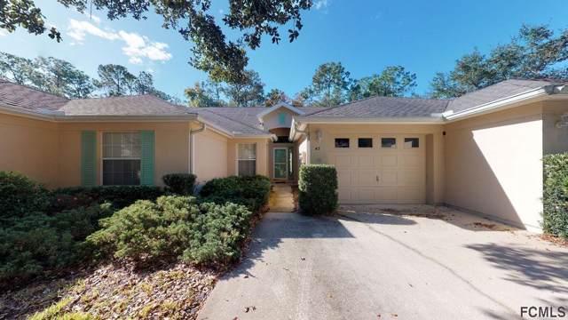 45 Lafayette Lane, Palm Coast, FL 32164 (MLS #253501) :: Noah Bailey Group