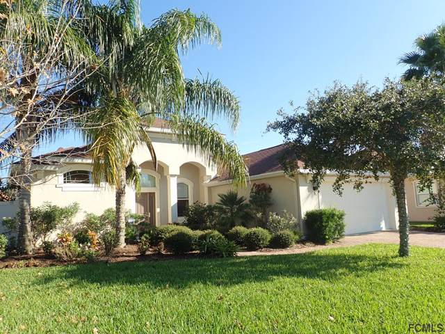 7 Diamond Leaf Way, Palm Coast, FL 32137 (MLS #253886) :: Memory Hopkins Real Estate