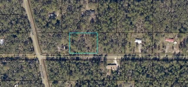 4740 Melanie Street, Hastings, FL 32145 (MLS #253911) :: Memory Hopkins Real Estate