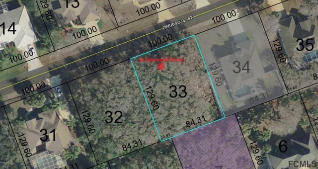 16 Deerwood St, Palm Coast, FL 32137 (MLS #253947) :: Keller Williams Realty Atlantic Partners St. Augustine