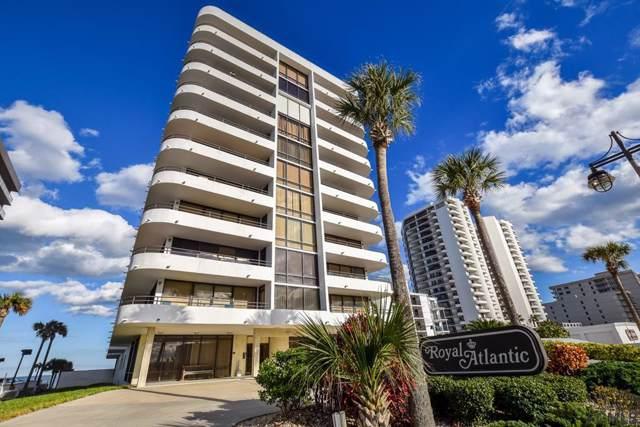 3743 S Atlantic Ave 8B, Daytona Beach Shores, FL 32118 (MLS #254059) :: The DJ & Lindsey Team
