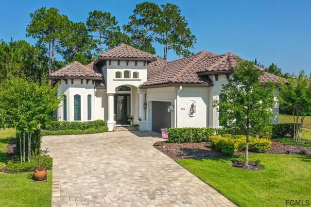 329 Hibiscus Way, Palm Coast, FL 32137 (MLS #254061) :: Memory Hopkins Real Estate