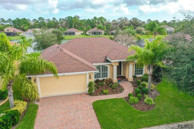 184 Arena Lake Dr, Palm Coast, FL 32137 (MLS #254293) :: Noah Bailey Group
