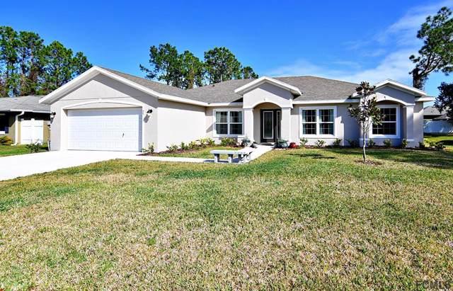 25 Frenora Lane, Palm Coast, FL 32137 (MLS #254329) :: RE/MAX Select Professionals