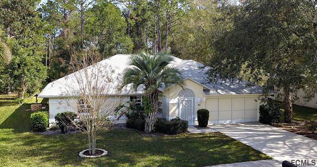 22 Montauk Lane, Palm Coast, FL 32137 (MLS #254336) :: Memory Hopkins Real Estate