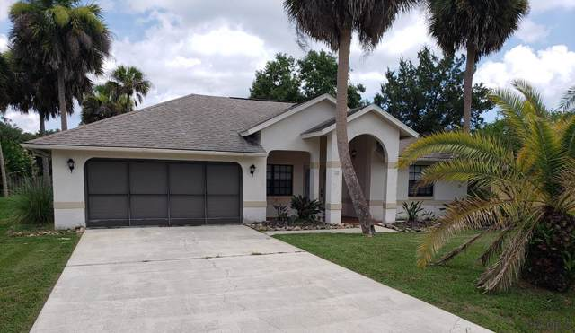 12 Blackberry Place, Palm Coast, FL 32137 (MLS #254338) :: Memory Hopkins Real Estate