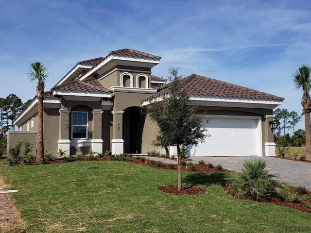 424 Bourganville Drive, Palm Coast, FL 32137 (MLS #254471) :: Memory Hopkins Real Estate