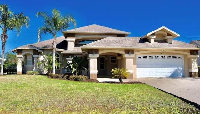 34 East Diamond Drive, Palm Coast, FL 32164 (MLS #254705) :: The DJ & Lindsey Team