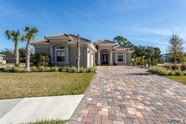 5 Lakewalk Dr S, Palm Coast, FL 32164 (MLS #254753) :: Memory Hopkins Real Estate