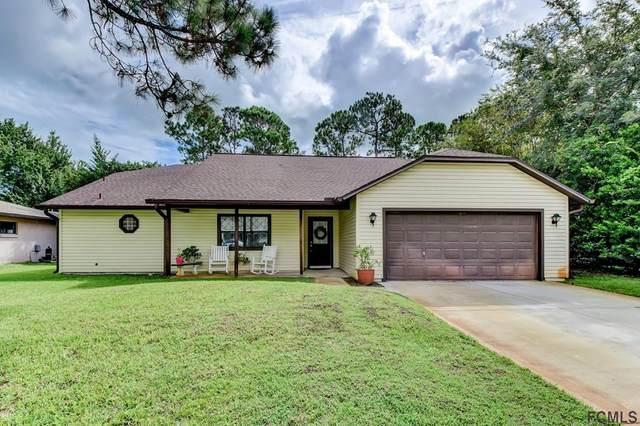 58 Wedgewood Lane, Palm Coast, FL 32164 (MLS #254766) :: Memory Hopkins Real Estate