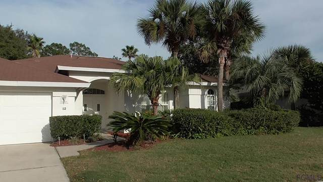 12 Montauk Lane, Palm Coast, FL 32164 (MLS #254790) :: Memory Hopkins Real Estate