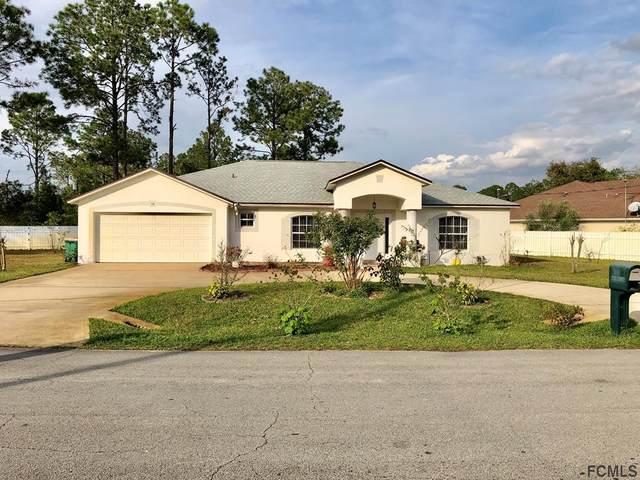 50 Waters Drive, Palm Coast, FL 32164 (MLS #254812) :: Memory Hopkins Real Estate