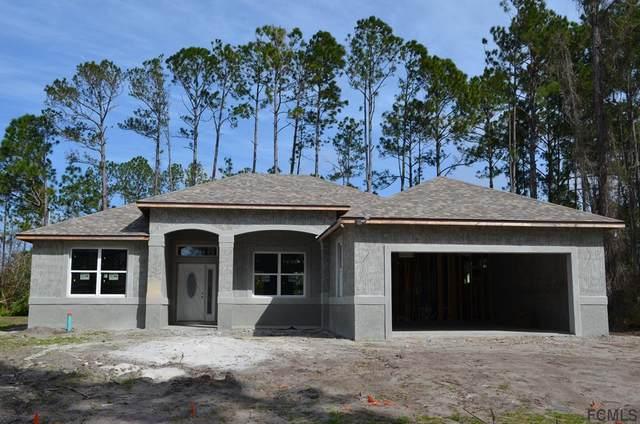 109 Putter Drive, Palm Coast, FL 32164 (MLS #254838) :: Memory Hopkins Real Estate