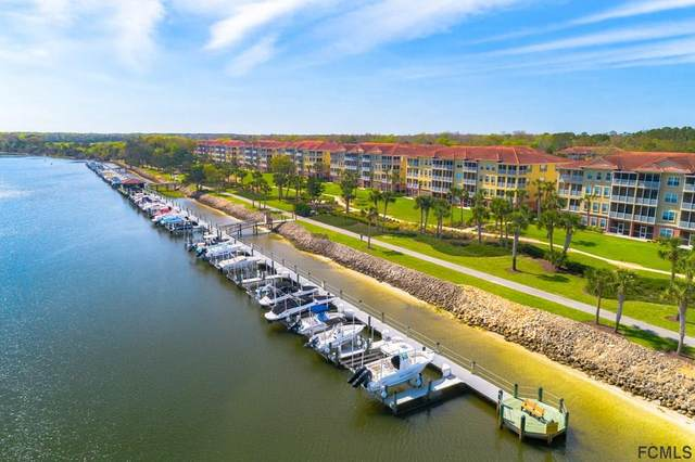 100 Canopy Walk Lane #121, Palm Coast, FL 32137 (MLS #254851) :: The DJ & Lindsey Team