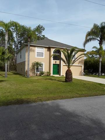 2 Zoffwood Ct, Palm Coast, FL 32164 (MLS #254860) :: The DJ & Lindsey Team