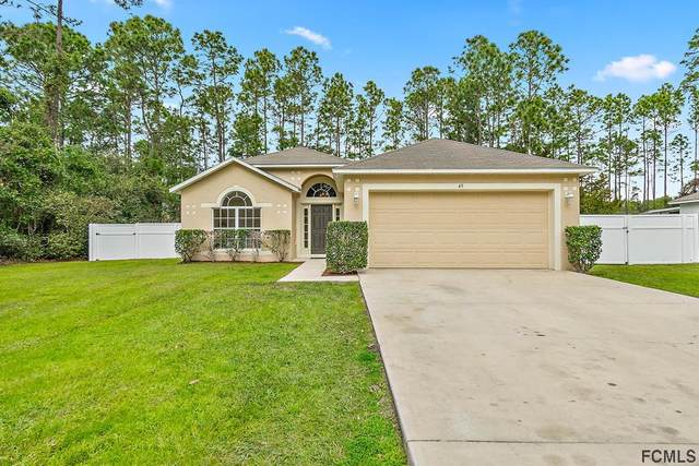 49 Laguna Forest Trl, Palm Coast, FL 32164 (MLS #254913) :: The DJ & Lindsey Team