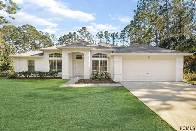 68 Postwood Drive, Palm Coast, FL 32164 (MLS #254934) :: Memory Hopkins Real Estate