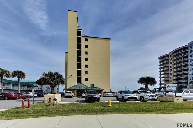 3647 Atlantic Ave S 1C (105), Daytona Beach Shores, FL 32118 (MLS #254946) :: The DJ & Lindsey Team