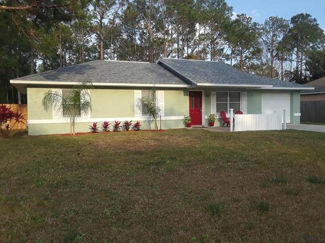 30 Kankakee Trail, Palm Coast, FL 32164 (MLS #254967) :: The DJ & Lindsey Team