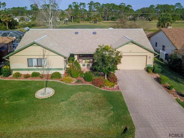 101 Westchester Ln, Palm Coast, FL 32164 (MLS #254977) :: Memory Hopkins Real Estate