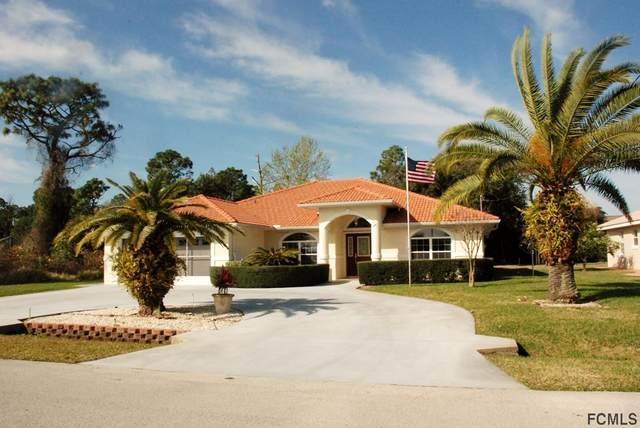 30 Fairhill Lane, Palm Coast, FL 32137 (MLS #254986) :: Memory Hopkins Real Estate