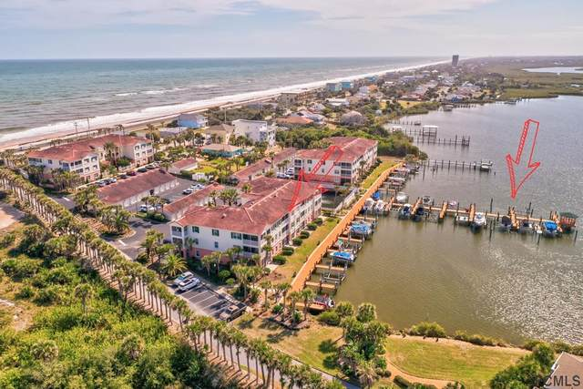200 Marina Bay Drive #304, Flagler Beach, FL 32136 (MLS #254987) :: Noah Bailey Group