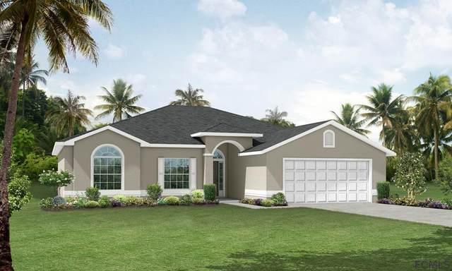 67 Rickenbacker Drive, Palm Coast, FL 32164 (MLS #254999) :: Memory Hopkins Real Estate