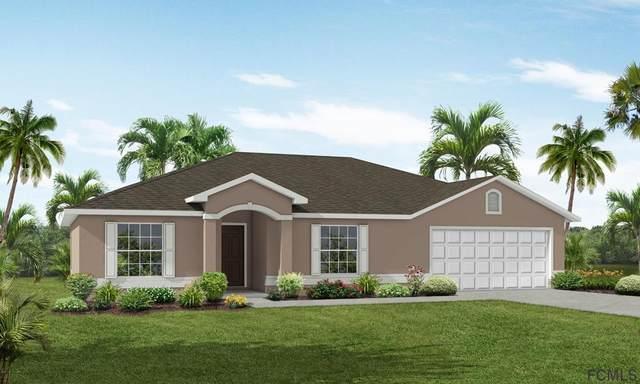 161 Parkview Drive, Palm Coast, FL 32164 (MLS #255001) :: Memory Hopkins Real Estate