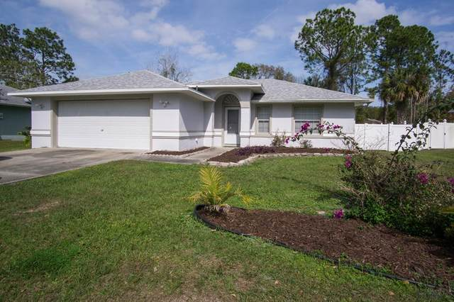 25 Pineapple Dr, Palm Coast, FL 32164 (MLS #255020) :: Memory Hopkins Real Estate