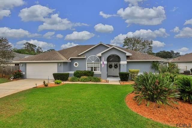 64 Westover Lane, Palm Coast, FL 32164 (MLS #255034) :: Memory Hopkins Real Estate