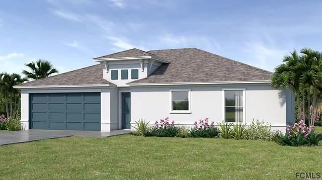 36 Royal Palm Lane, Palm Coast, FL 32164 (MLS #255060) :: Noah Bailey Group