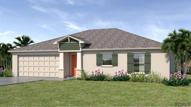 34 Postman Lane, Palm Coast, FL 32164 (MLS #255063) :: Memory Hopkins Real Estate