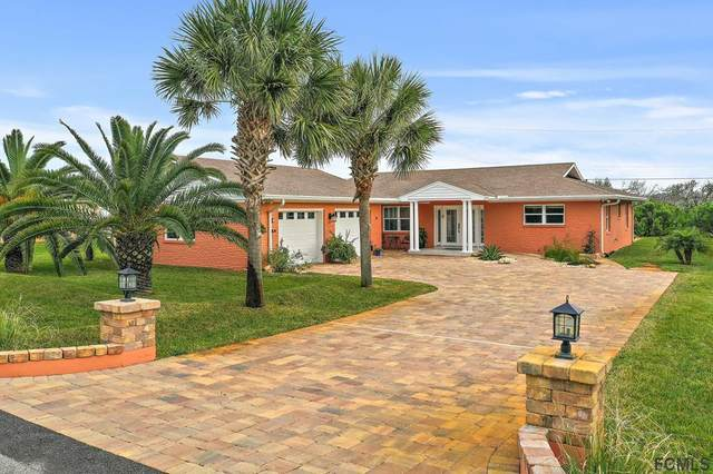 6 Beachside Dr, Palm Coast, FL 32137 (MLS #255068) :: Memory Hopkins Real Estate