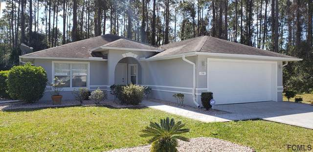 34 Barkwood Ln, Palm Coast, FL 32137 (MLS #255069) :: Memory Hopkins Real Estate
