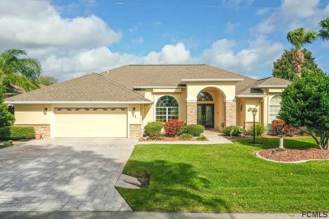 11 Flametree Court, Palm Coast, FL 32137 (MLS #255072) :: Memory Hopkins Real Estate