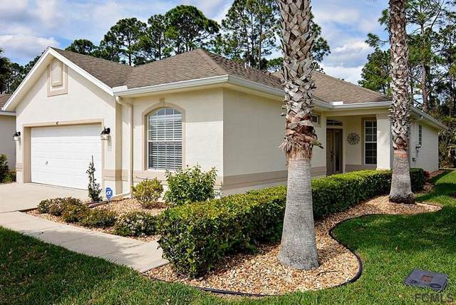 42 Raintree Cir, Palm Coast, FL 32164 (MLS #255087) :: Memory Hopkins Real Estate