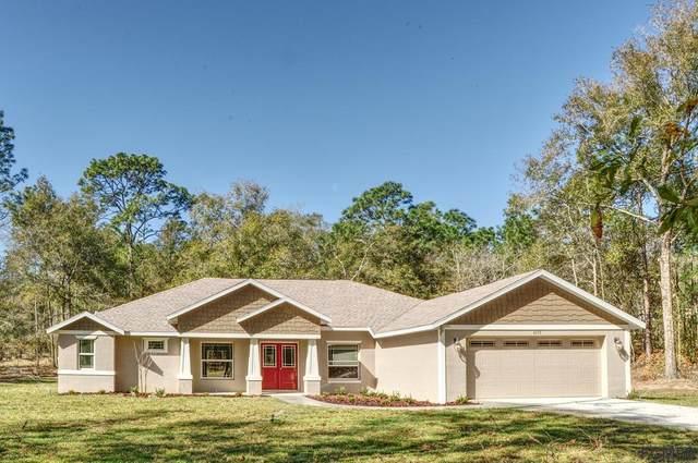 6153 La Pine Rd, Brooksville, FL 34602 (MLS #255092) :: Memory Hopkins Real Estate