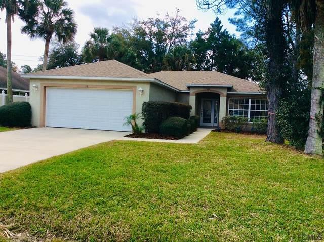 36 Round Tree Drive, Palm Coast, FL 32164 (MLS #255095) :: Memory Hopkins Real Estate