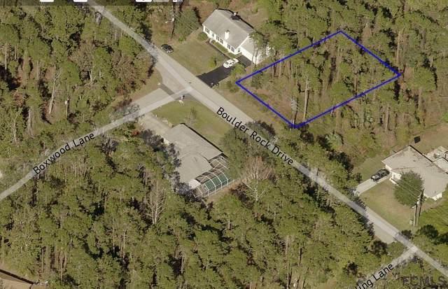 82 Boulder Rock Drive, Palm Coast, FL 32137 (MLS #255096) :: Memory Hopkins Real Estate