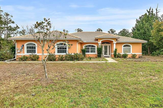 1 Freeman Lane, Palm Coast, FL 32137 (MLS #255102) :: Memory Hopkins Real Estate